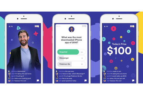 'HQ Trivia' Wants To Be The Next 'Jeopardy!' But It Should ...