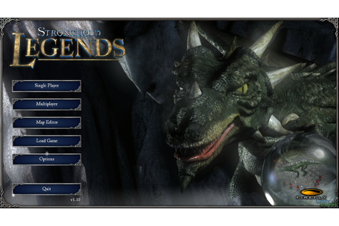 Download Game Stronghold Legends Full Rip For PC 100% ...