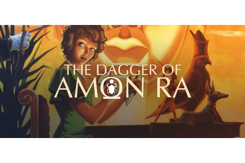 The Dagger of Amon Ra for Windows (2017) - MobyGames