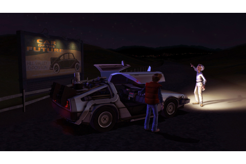Back to the Future: The Game | macgamestore.com
