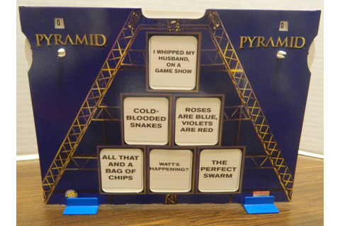 Pyramid: Home Game Series Board Game Review and Rules ...
