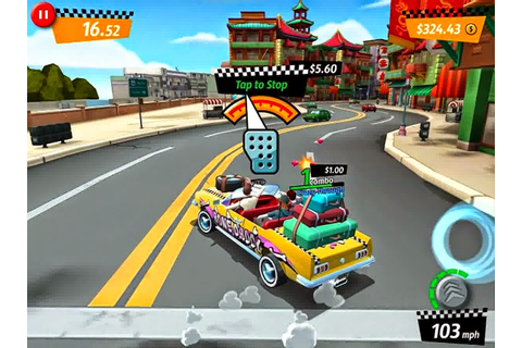 Free Download Games Crazy Taxi Full Version For PC
