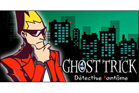Ghost Trick : Detective Fantome