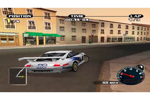 Need for Speed Porsche Unleashed (PS1 Gameplay) - YouTube
