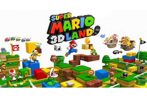 Super Mario 3D Land - Computer games - Impossible world