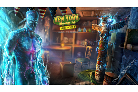 New York Mysteries: High Voltage Collector's Edition ...