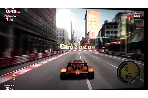 Project Gotham Racing 4 HD | Online Race | NYC | 02.05 ...