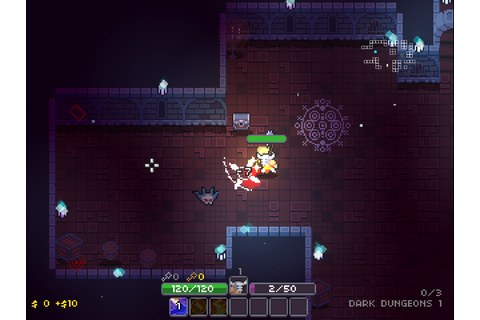 Dungeon Souls - Indie Game Review – KauerGames