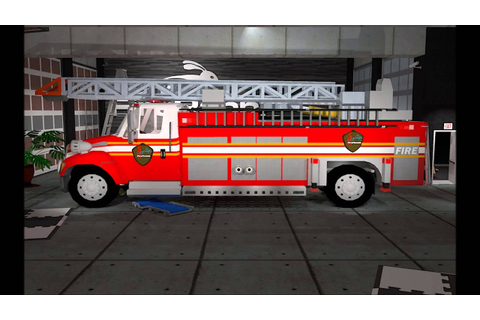 Fix a Fire Truck - Mobile Game Trailer - Summer 2014 - YouTube