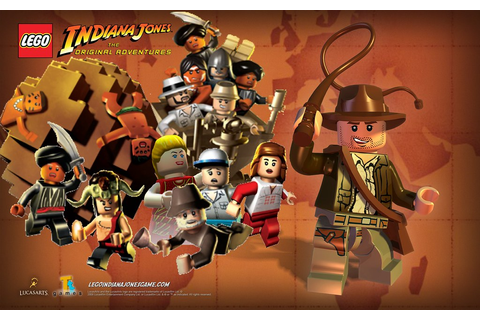 Lego Indiana Jones Game the Original Adventures Wallpaper ...
