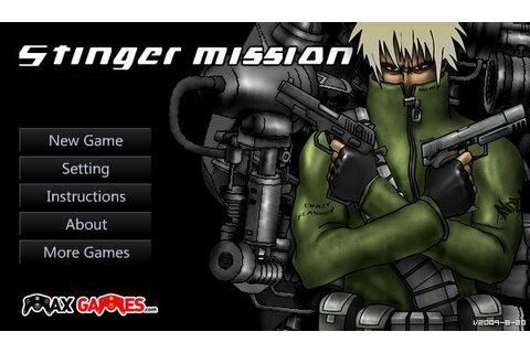 Stinger Mission Hacked (Cheats) - Hacked Free Games