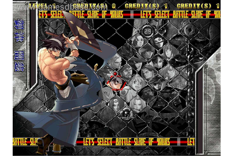 Guilty Gear Isuka Download Free Full Game | Speed-New