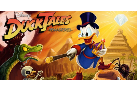 DuckTales Remastered Walkthrough