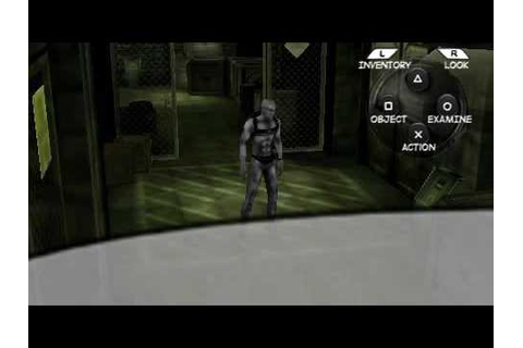 Diabolik: The Original Sin PSP or PS2 Walkthrough Chapter ...