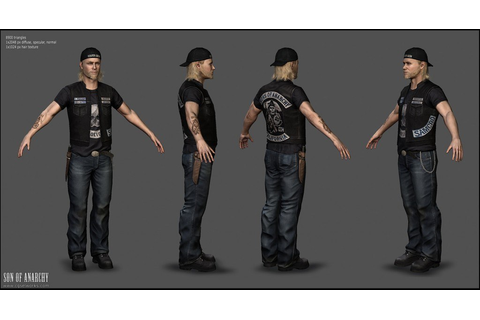 Sons of Anarchy Game is Not For Consoles, Will be ...
