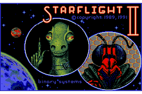 Download StarFlight 2: Trade Routes of The Cloud Nebula ...