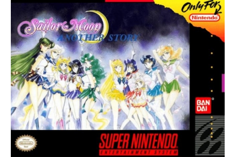 Bishoujo Senshi Sailor Moon : Another Story [Japan ...