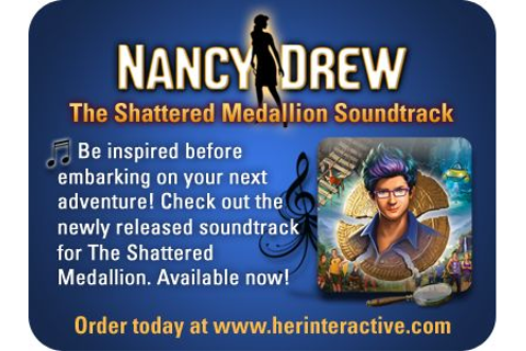 32 best images about Nancy Drew #30: The Shattered ...
