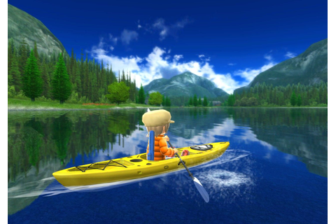 Kilted Moose's games blog: Fishing Resort - Wii