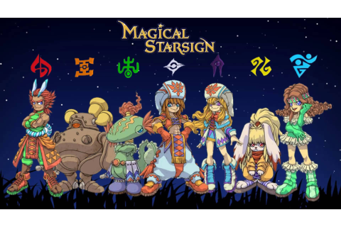 Magical Starsign - DS | Magical Vacation/Starsign ...