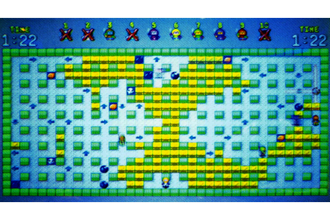 The complete history of Bomberman – Tired Old Hack