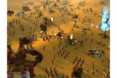 Rise Of Nations Rise Of Legends Game - Free Download Full ...