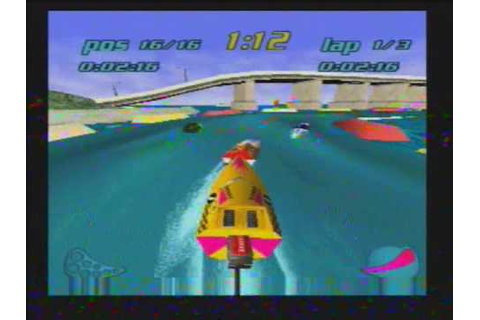 Playstation Classics - Rapid Racer - YouTube