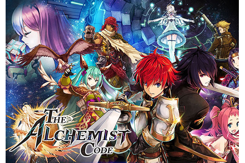 The Alchemist Code | MMOHuts