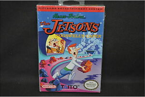 The Jetson 039 s Cogswell 039 s Caper Nintendo NES Factory ...
