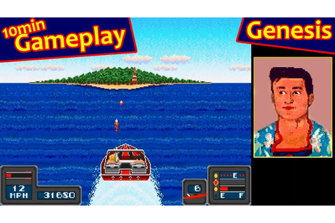 Bimini Run ... (Sega Genesis) - YouTube