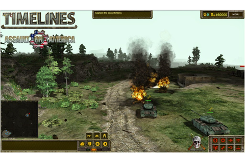 TIMELINES ASSAULT ON AMERICA FULL PC GAME DOWNLOAD - PC ...