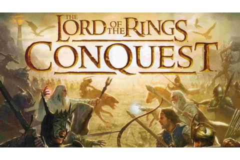 CGR Undertow - THE LORD OF THE RINGS: CONQUEST review for ...