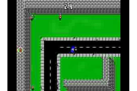Death Race best nes game - YouTube