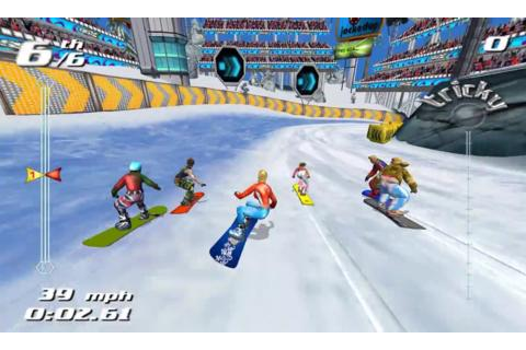 SSX Tricky Download Game | GameFabrique