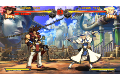 GUILTY GEAR Xrd -SIGN- full game on PS4 | Official ...