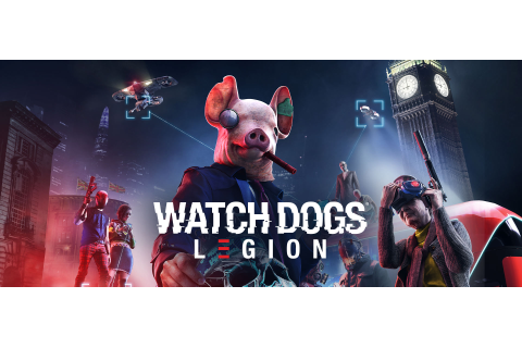 Ubisoft teams up with HitRecord for Watch Dogs Legion | NeoGAF