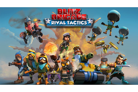 'Blitz Brigade: Rival Tactics' Review: A 'Clash Royale ...