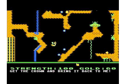 Atari 800 Longplay - Cavelord - YouTube