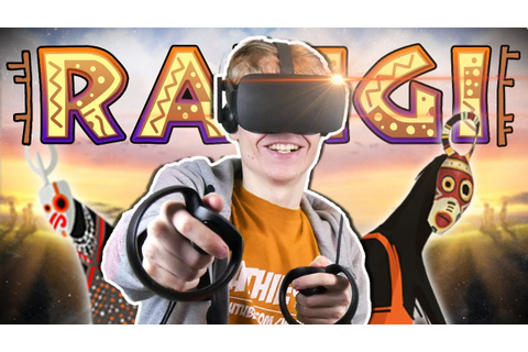THE HARDEST VR PUZZLE GAME YET! | Rangi (Oculus Touch ...