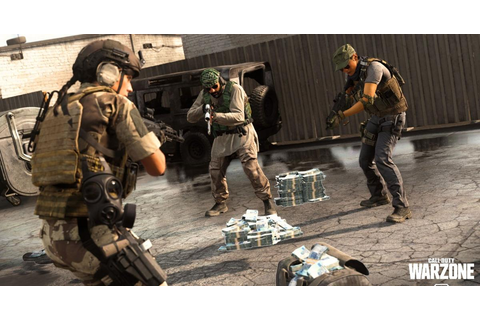 'Call of Duty: Warzone' game-breaking exploit stops ...