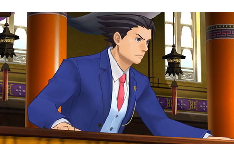 Phoenix Wright: Ace Attorney - Spirit of Justice now ...