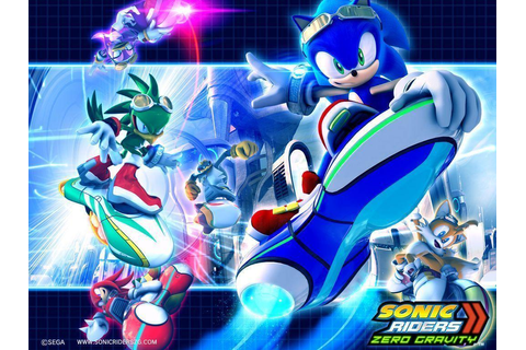 Sonic Riders Wallpapers - Wallpaper Cave
