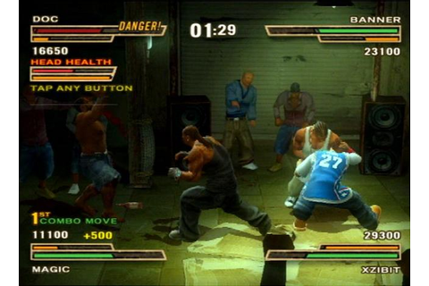Download Game Def Jam - Fight For New York PS2 Full ...