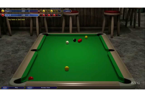 Virtual Pool 4 Gameplay (PC HD) [1080p] - YouTube