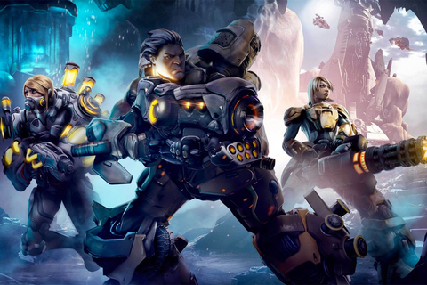 Sci-fi MMO Firefall is offline and may finally be dead ...