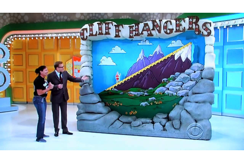 The Price is Right - Cliff Hangers - 5/24/2013 - YouTube