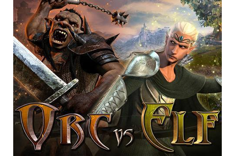 Play Online Orc vs Elf Slots With 250% Bonus at Slots of Vegas