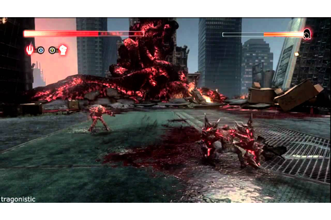 Prototype 2 Heller vs Mercer Final boss strategy (2nd form ...