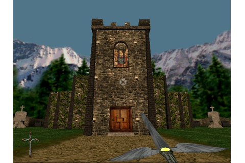 Obscure PC Games: Ominous Horizons - A Paladin's Calling ...