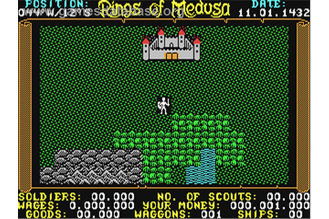 Rings of Medusa - Commodore 64 - Games Database
